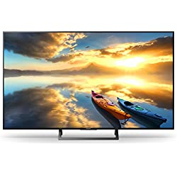 "Sony KD-43XE7004 - Televisor de 43"" UHD HDR (Motionflow XR, 100Hz, X-Reality PRO 4K, Wifi, YouTube, Netflix, USB HDD Rec, DSEE, S-Force Front Surround, gestión de cables) negro"