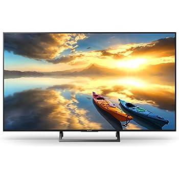 "Sony KD49XE7004 TV Smart da 49"", 4K Ultra HD, High Dynamic Range (HDR), Slim Design, Nero"