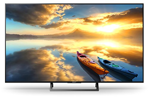 Sony KD-49XE7004 Bravia 123 cm (49 Zoll) Fernseher (4K Ultra HD, High Dynamic Range, Triple Tuner, Smart-TV) - Led Sony Tv 50