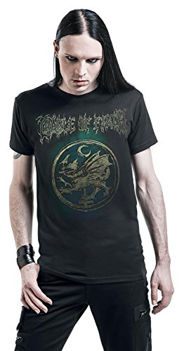 Cradle Of Filth The Order T-Shirt schwarz Schwarz