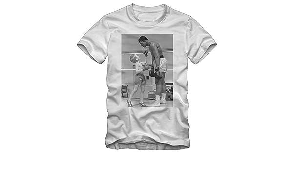 Bisura T-Shirt Muhammad Ali Cassius Clay