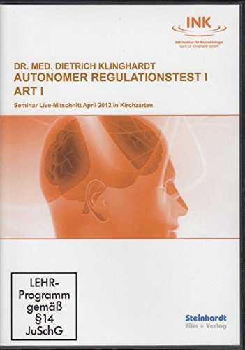 Preisvergleich Produktbild Autonomer Regulationstest I (ART I): DVD-Seminar 2012