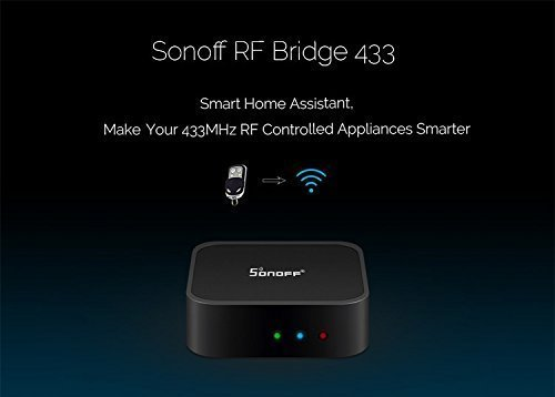 Smart Home Modul Sonoff RF Bridge 433 mhz Gerätekontrolle