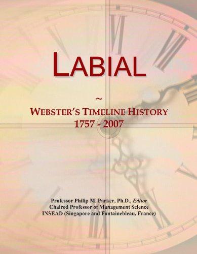 labial-websters-timeline-history-1757-2007