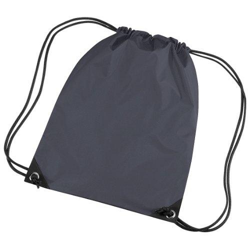 Bagbase Premium Turn Sack Wasser abweisend (11 Liter) Graphit Grau