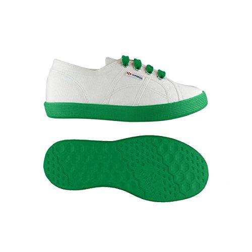 Sneakers - 2750-cotjsliponsuperlight - Kind White-Green