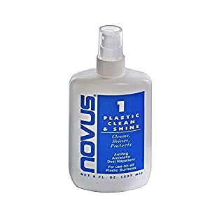 Azar Displays NOVUS-7020 No. 1 - 8oz Plastic Clean & Shine by Azar Displays