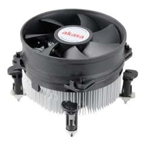 AKASA AK-CC7108EP01 Sockets 775 1150 11551156 Heatsink and Fan PWM Fan up to 77W