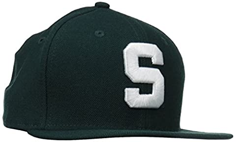 NCAA Michigan State Spartans College 59Fifty, Green, 6 7/8