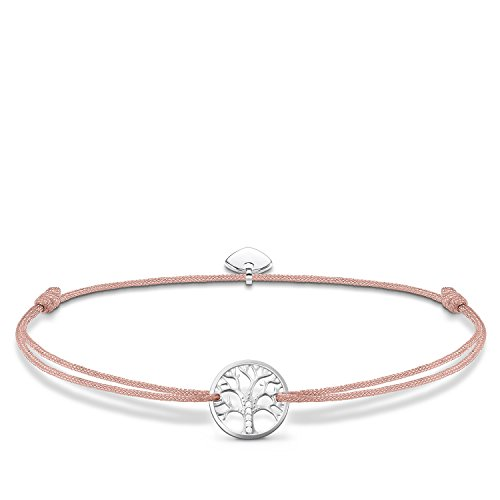 THOMAS SABO Damen-Armband Little Secret Tree of Love 925 Sterling Silber LS031-401-19-L20v