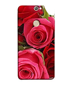 PrintVisa Designer Back Case Cover for Coolpad Max (Love True Emotions Cute Pretty Lovely)