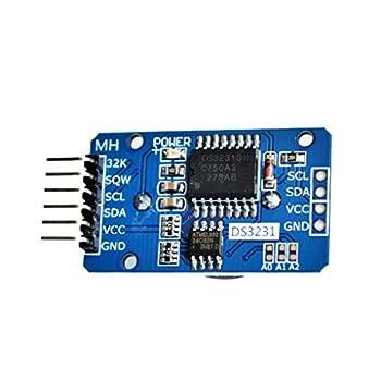 Bodbii Para Arduino DS3231...