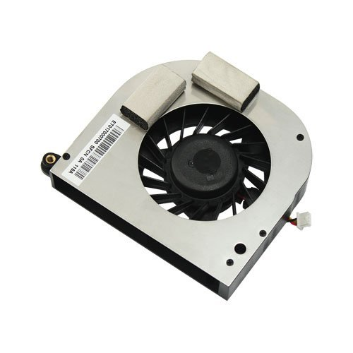 KENAN 3 pins/Wires CPU Cooling Fan for Toshiba Satellite P200 P205 X205 P205D Series Laptop. P/N: DFS531205PC0T DC5V 0.5A F6J1-CCW -