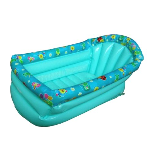 Tomy Be Baby Inflatable Travel Bath 41PHBToD 2B8L