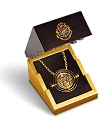 Noble Collection - Harry Potter - Time-Turner Sterling Silver gold plated