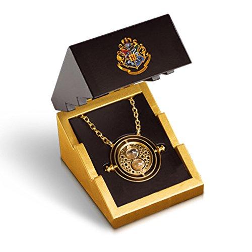 Giratiempos – Edición de plata 925 chapada en oro