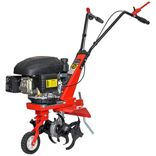 Benzin-Bodenhacke Bodenfräse Garten-Fräse Motor-Hacke 2.8 KW Arbeitsbreite 360 mm(GG4T)