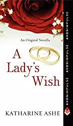 A Lady's Wish (Rogues of the Sea Novella) by Katharine Ashe (2011-09-06)