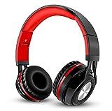 Best Auriculares Bluetooth del teléfono celular - Auriculares Bluetooth, Auriculares inalámbricos 4.2, plegables, protectores de Review