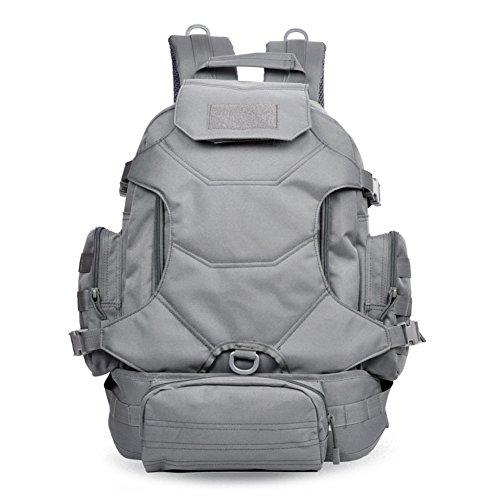 Outdoor trekking zaino/ Zaini viaggio sport borse per uomini e donne/ massa/Zaino porta computer casual-A C