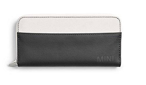 Preisvergleich Produktbild Original MINI Wallet Geldbeutel Geldbörse schwarz - Kollektion 2016/18
