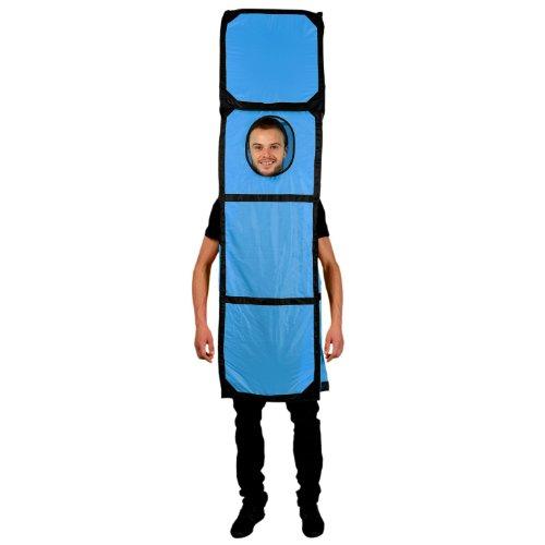 Tetris blaues
