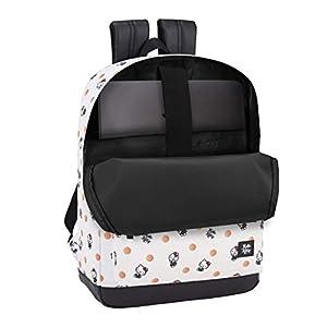 41PHHI qRDL. SS300  - Hello Kitty Mochila grande con funda ordenador