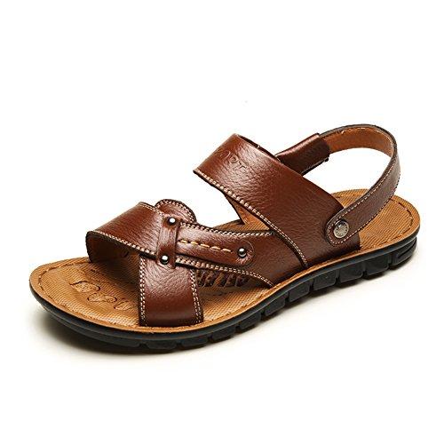 Sandales pour hommes au cours de l'été/Respirante fashion sandales/Chaussures/Sandales B