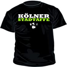 Kölner Stadtaffe (T-Shirt, Gr.M)