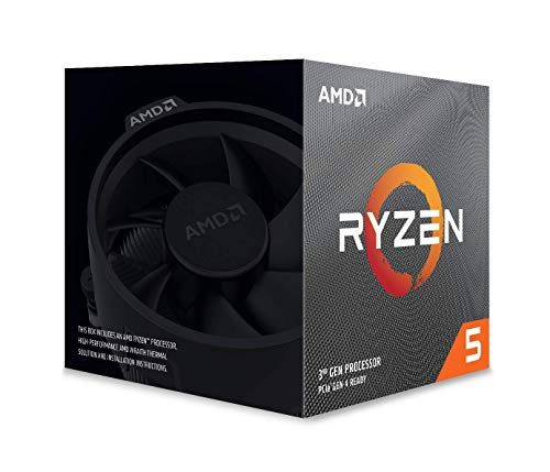 AMD Ryzen 5 3600X processore 3,8 GHz Scatola 32 MB L3