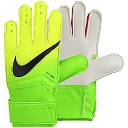 Nike Nk Gk Jr Match-Fa16 Guantes de Portero, Hombre, Verde (Electric Green / Volt / Black), 7