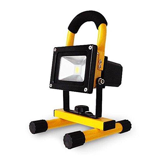 Preisvergleich Produktbild Floodlight LED Scheinwerfer Aufladungs Flutlicht bewegliche Notbeleuchtung Reparatur beleuchtet tragbare tragbare Scheinwerfer im Freien kampierende Beleuchtung ,  100w