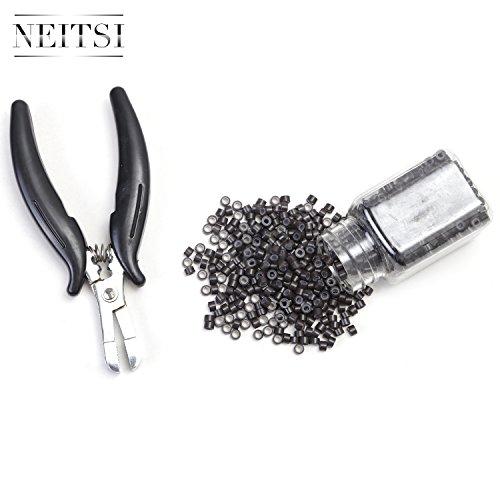 neitsi-1pc-nero-whorl-shape-pinza-colla-rimozione-pinze-1000pcs-silicone-micro-anelli-micro-perline