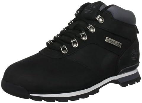 Timberland Splitrock2 Hiker, Bottes Chukka homme, Noir (Black), 43 EU