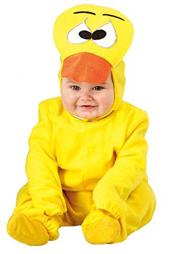 Baby Ente - Kostüm für Kinder Gr. 86 -