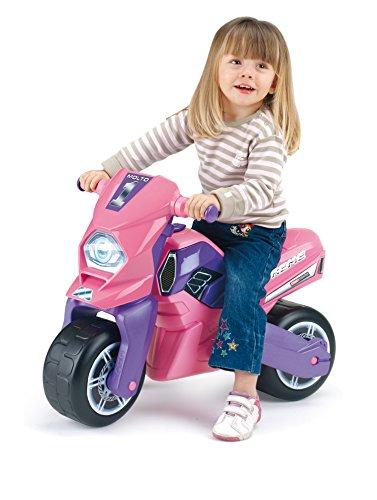 """Molto Cross Xtreme Niña - Moto con ruedas """"todo terreno"""""""