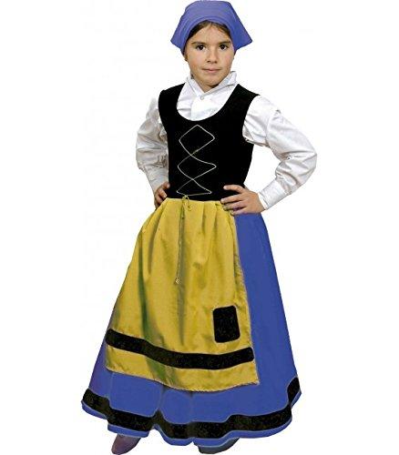 Imagen de disfraz de pastora castañera 5 7 años