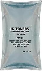 JK TONERS Canon Image Runner Photocopier Xerox Machine Powder for USE
