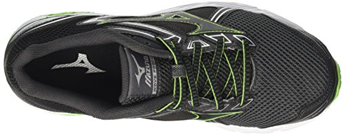 Mizuno Wave Prodigy, Chaussures de Running Homme Multicolore (Darkshadow/black/jasminegreen)