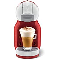 Nescafe Dolce Gusto by De'Longhi MiniMe Coffee Machine -EDG305.WR - Red