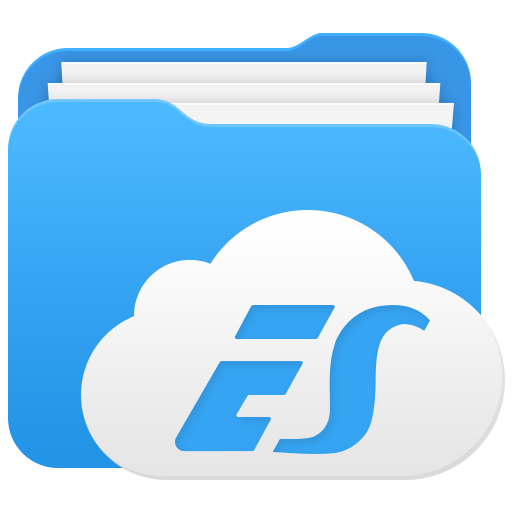 ES File Explorer - Recht Software