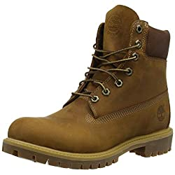 "timberland men's heritage 6"" premium waterproof.c27094 ankle boots - 41PHRu6nXeL - Timberland C27094 Heritage 6 Inch Premium Waterproof, Men's Cold Lining Ankle Boots"