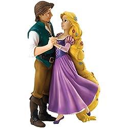 Adorno tarta Rapunzel Disney resina 23 cm
