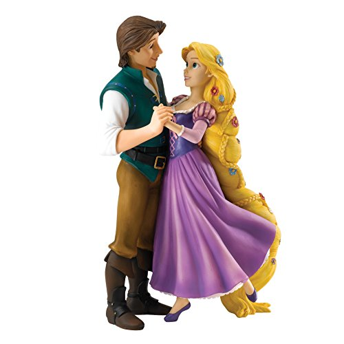 ENESCO A27168 Enchanting Disney, New Dream Rapunzel Flynn