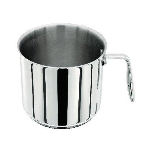 Stellar S702 14 Centimetre 1.8 Litre Milk/Sauce Pot Stainless Steel