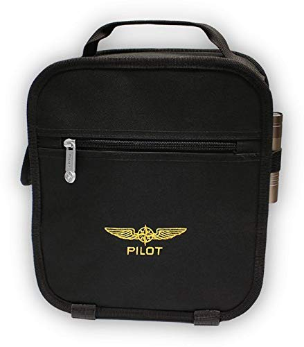 Design4Pilots - Headset Bag, schwarz -