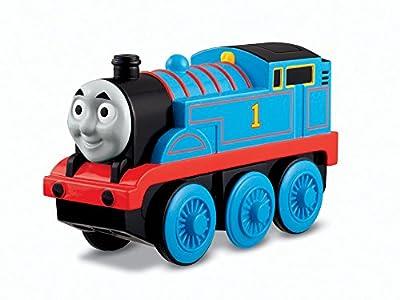 Mattel Fisher-Price Y4110 - Thomas und seine Freunde Lokomotive Thomas, batteriebetrieben von Mattel