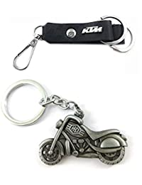 Kolossalz KTM Men Bike Keychain Set