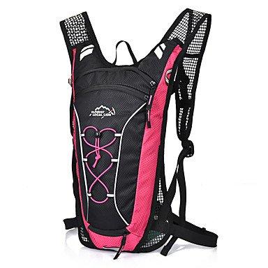 7 L Rucksack Camping & Wandern Reisen tragbar Atmungsaktiv Feuchtigkeitsundurchlässig blushing pink