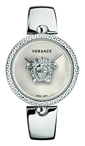 Versace Damen Uhr Armbanduhr Palazzo Empire VCO090017 Edelstahl